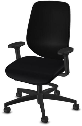 Giroflex 353-4029 Bureaustoel Zwart