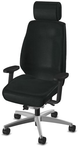 Giroflex bureaustoel 60-9829-24H Leder