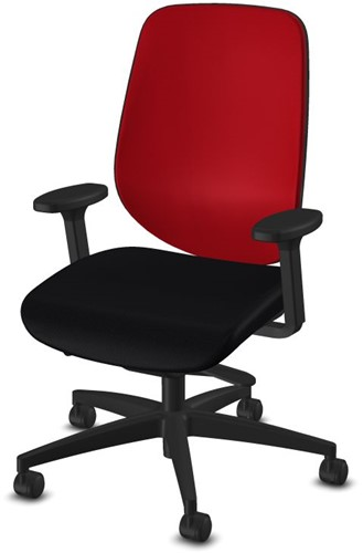 Giroflex 353-4029 Bureaustoel Rood