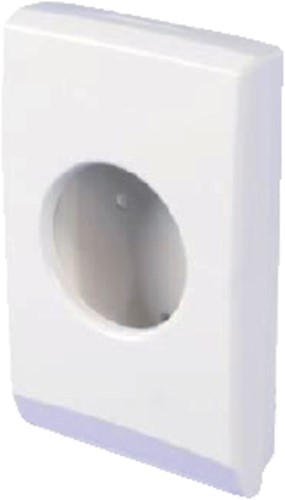 DAMESVERBANDZAKHOUDER PRIMESOURCE PLASTIC WIT 1 Stuk
