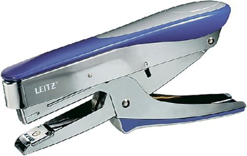 NIETTANG LEITZ 5548 24/6 INLEG 54MM BLAUW 1 Stuk