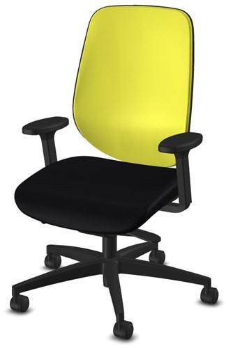 Giroflex 353-4029 Bureaustoel Geel