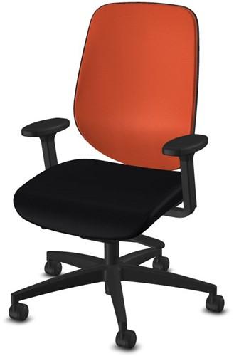 Giroflex 353-4029 Bureaustoel Oranje