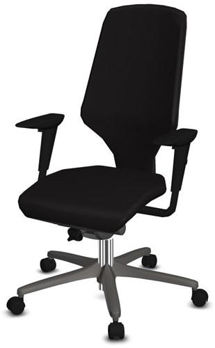 Giroflex 64-3578 Bureaustoel std ZWART